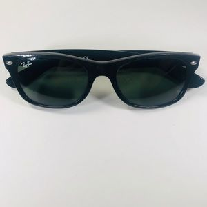 🕶 Ray-Ban New Wayfarer 901 Sunglasses Black 🕶